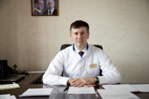 Главный врач Мишанин Михаил Николаевич